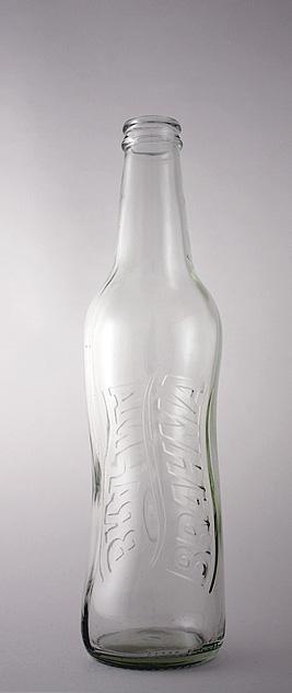 Пивная бутылка КПН-1-500-Торро в прозрачном стекле