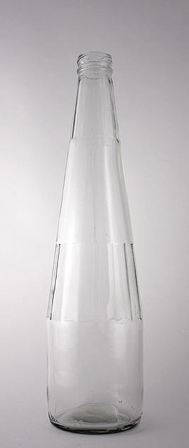 Пивная бутылка ВКП-2-460-АФ в прозрачном стекле