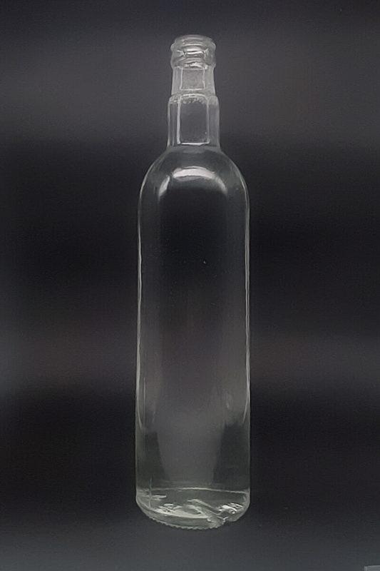 Водочная бутылка КПМ-30-1000-Гуала в прозрачном стекле