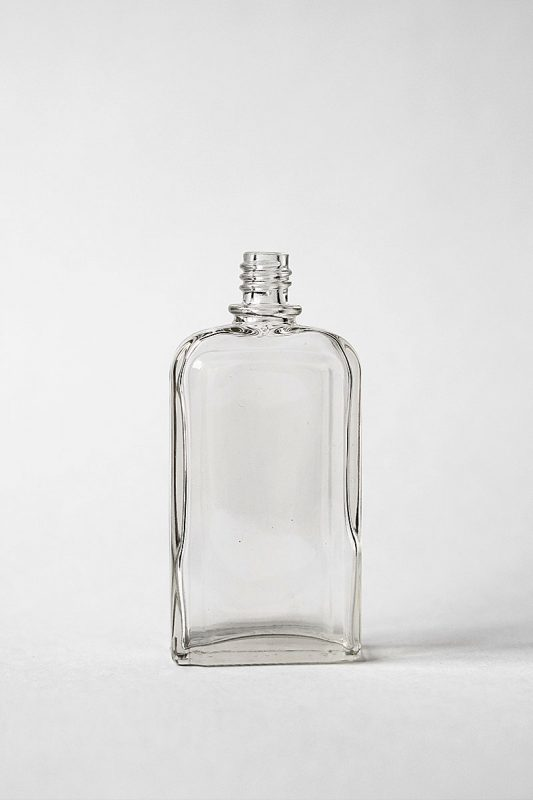 Флакон ФПК-109-86 в прозрачном стекле