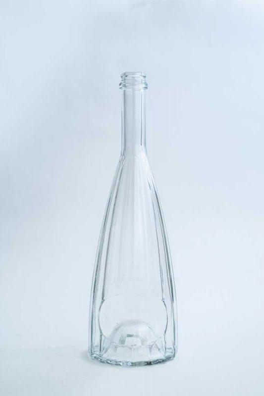 Бутылка для вина КПШ-СОГУЕТТА-750 в прозрачном стекле